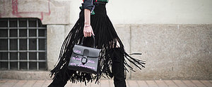 It's All Eyes on the Accessories at Milan Fashion Week