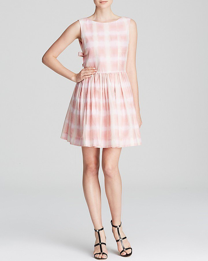 Marc by Marc Jacobs Gingham Dress