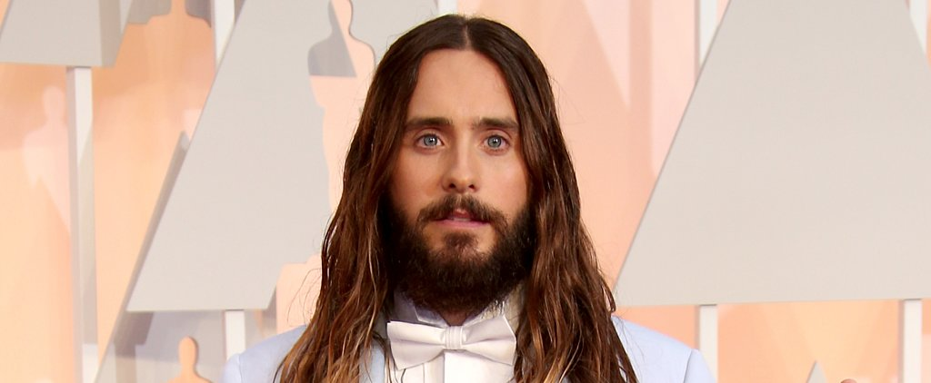 Is Jared Leto Cutting Off All His Hair For Suicide Squad?