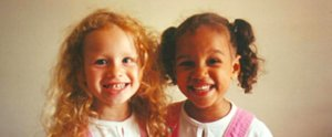 Meet the Biracial Twins No One Believes Are Sisters