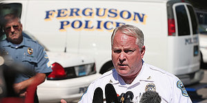 Ferguson Police Department May Fold Due To DOJ Probe