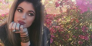 Very Rich Teen Kylie Jenner Says She's Spiritual And Not Materialistic