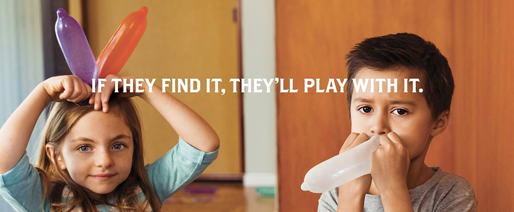 There's a Really Good Reason These Kids Are Playing With Condoms