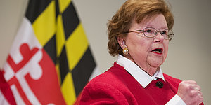 Barbara Mikulski Is The Reason Female Senators Are Wearing Pants Today