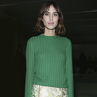 Celebrities at Fashion Week Fall 2015