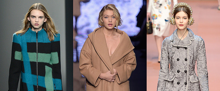 These Fall 2015 Toppers Put Our Current Coats to Shame