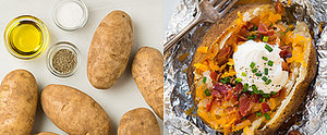 "Forget Your Oven and Use a Slow Cooker Instead to Make ""Baked"" Potatoes"