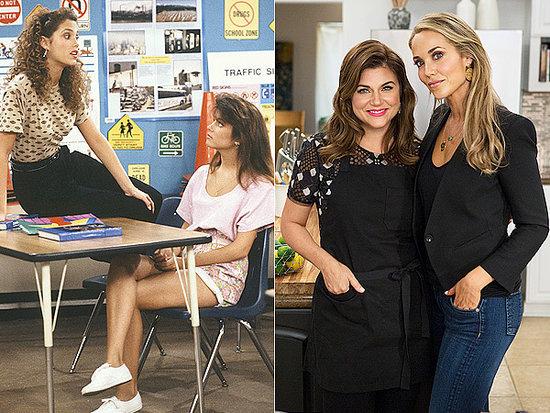 Saved by the Bell's Tiffani Thiessen and Elizabeth Berkley Reunite Again