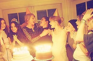 Taylor Swift Threw A Birthday Party For Camila Cabello And Invited A Lot Of Cool People