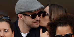 Justin Timberlake's Message For Jessica Biel Will Give You Couple Envy