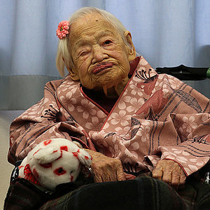 Misao Okawa Celebrates Her 117th Birthday | Pictures