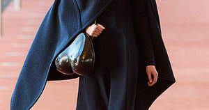 Christophe Lemaire Debuts Boob Bags in Paris