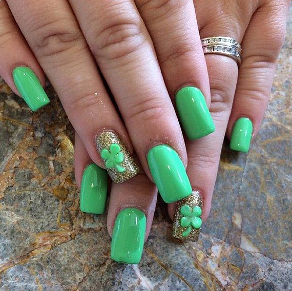 Minty Manicure
