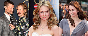 Get to Know the Star Everybody's Talking About — Lily James