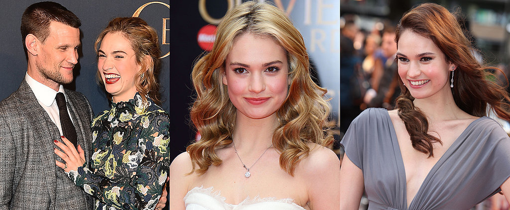 10 Things You Need to Know About the Lovely Lily James