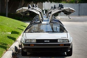Museum Giving Away $85K DeLorean*