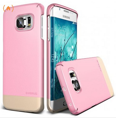 Verus Samsung Galaxy S6 Edge Case 2Link In Sugar Pink 30