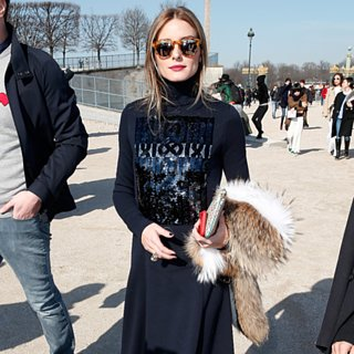 Olivia Palermo's Style at Fashion Week Fall 2