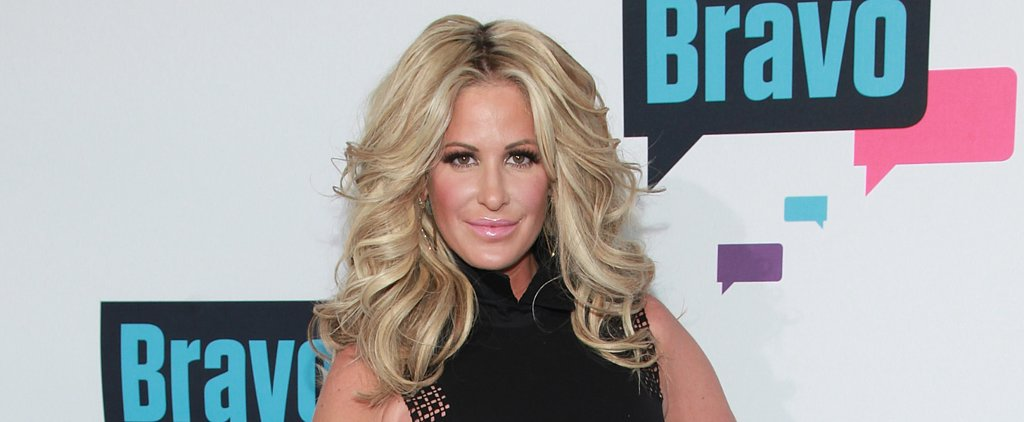Kim Zolciak Pulls a Kim Kardashian With Waist Trainers