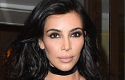 Kim Kardashian Dyed Her Hair Platinum Blonde