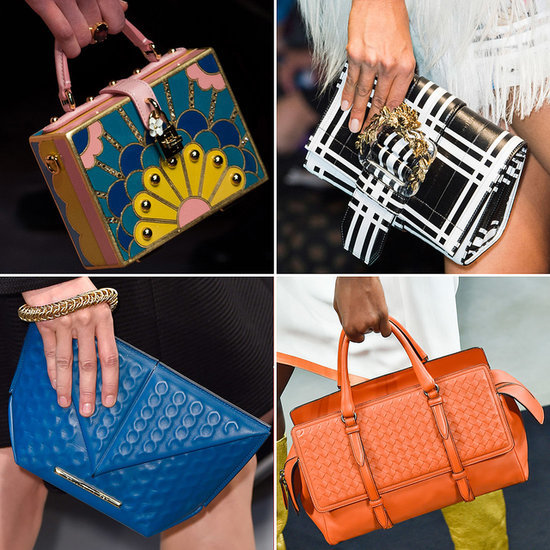 You'll Want to Wear These Bags Right Off the Runway