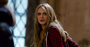 Watch Cara Delevingne in the Trailer for the New Amanda Knox Movie