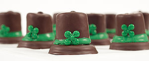 Get Lucky With Thin Mint S'mores!