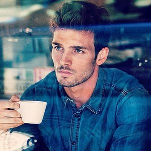 Hot Men and Coffee Instagram Pictures