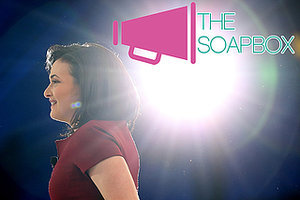 The Soapbox: Sheryl Sandberg's #LeanInTogether Campaign Erases My Family