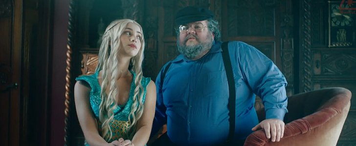 If Taylor Swift Wrote a Song For Game of Thrones, It Would Sound Like This