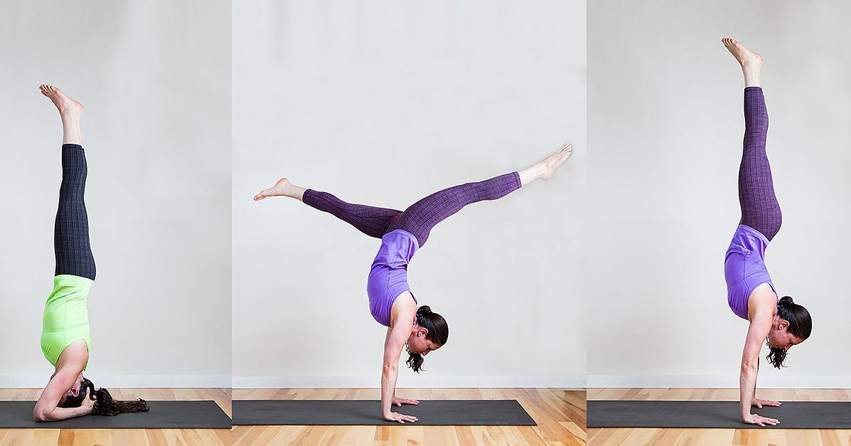 yoga 😚 - Magazine cover