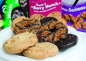 Craving Girl Scout Cookies? There's an App for That