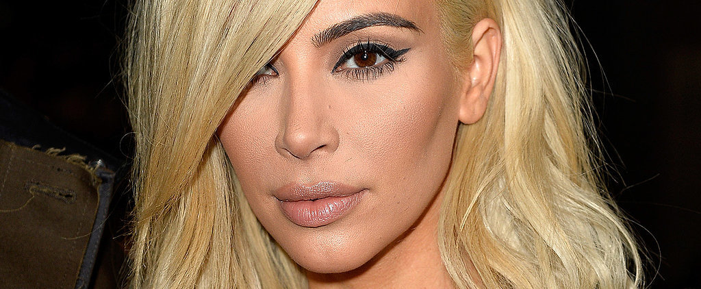Take a Look at Kim Kardashian's New Hair From All Angles