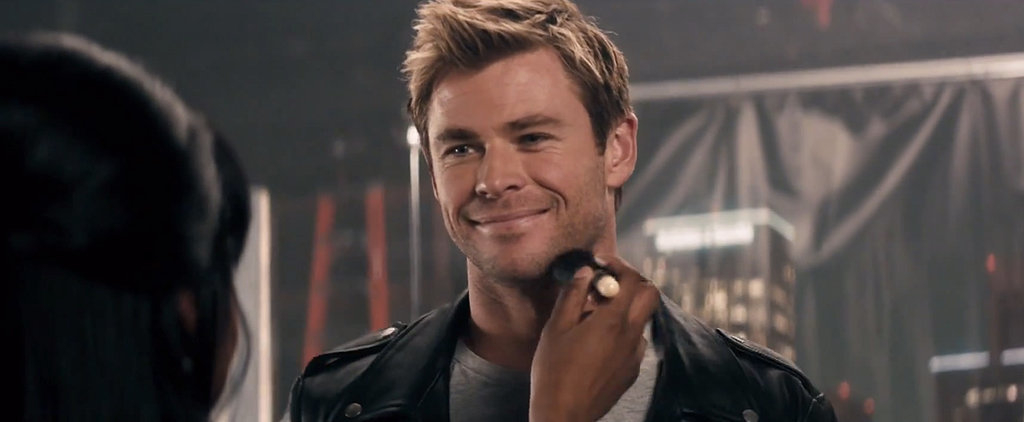 "Chris Hemsworth Bragging About His ""Large"" Penis Is Sure to Make You Laugh"