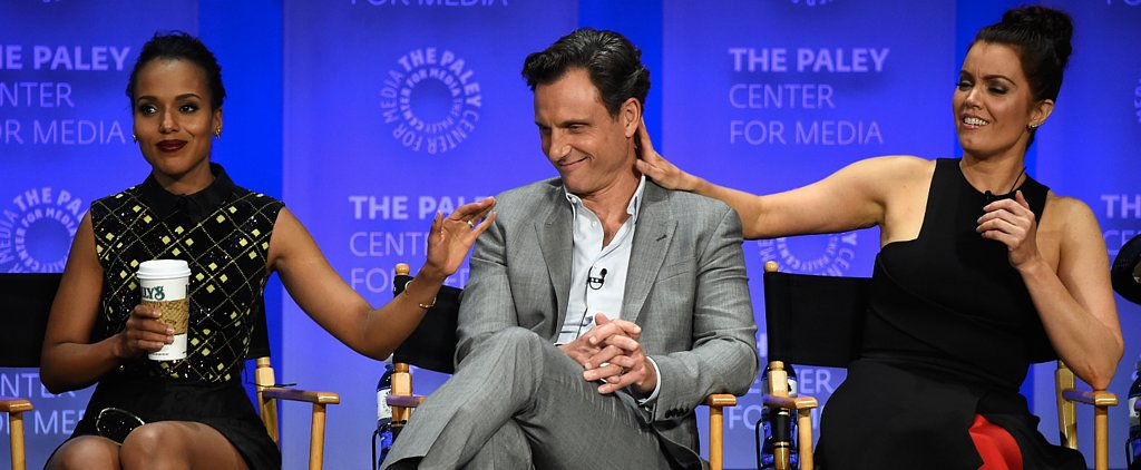 Kerry Washington and the Cast of Scandal Had a Total Blast Together at PaleyFest
