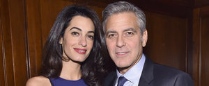 Amal Clooney Shows Her Support For George at an Important NYC Event