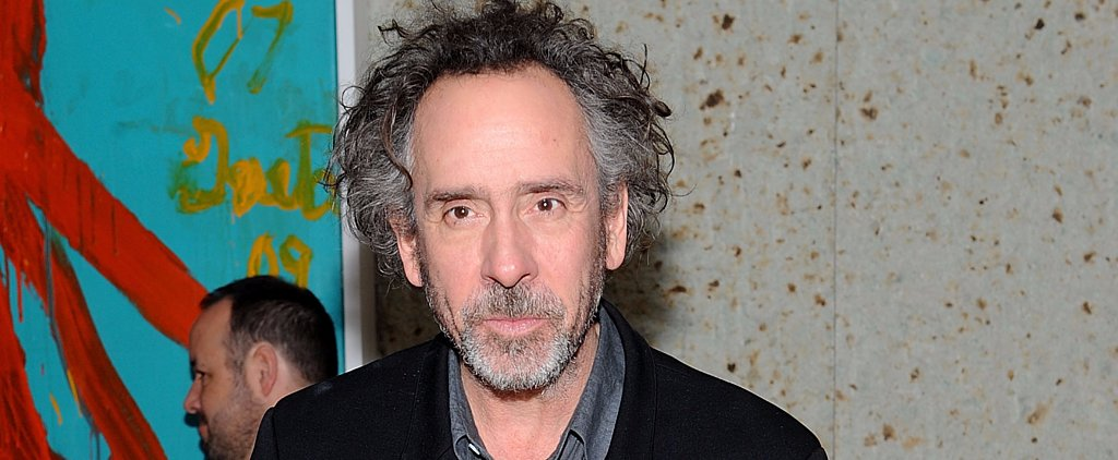 Tim Burton Will Direct Disney's Live-Action Dumbo Movie
