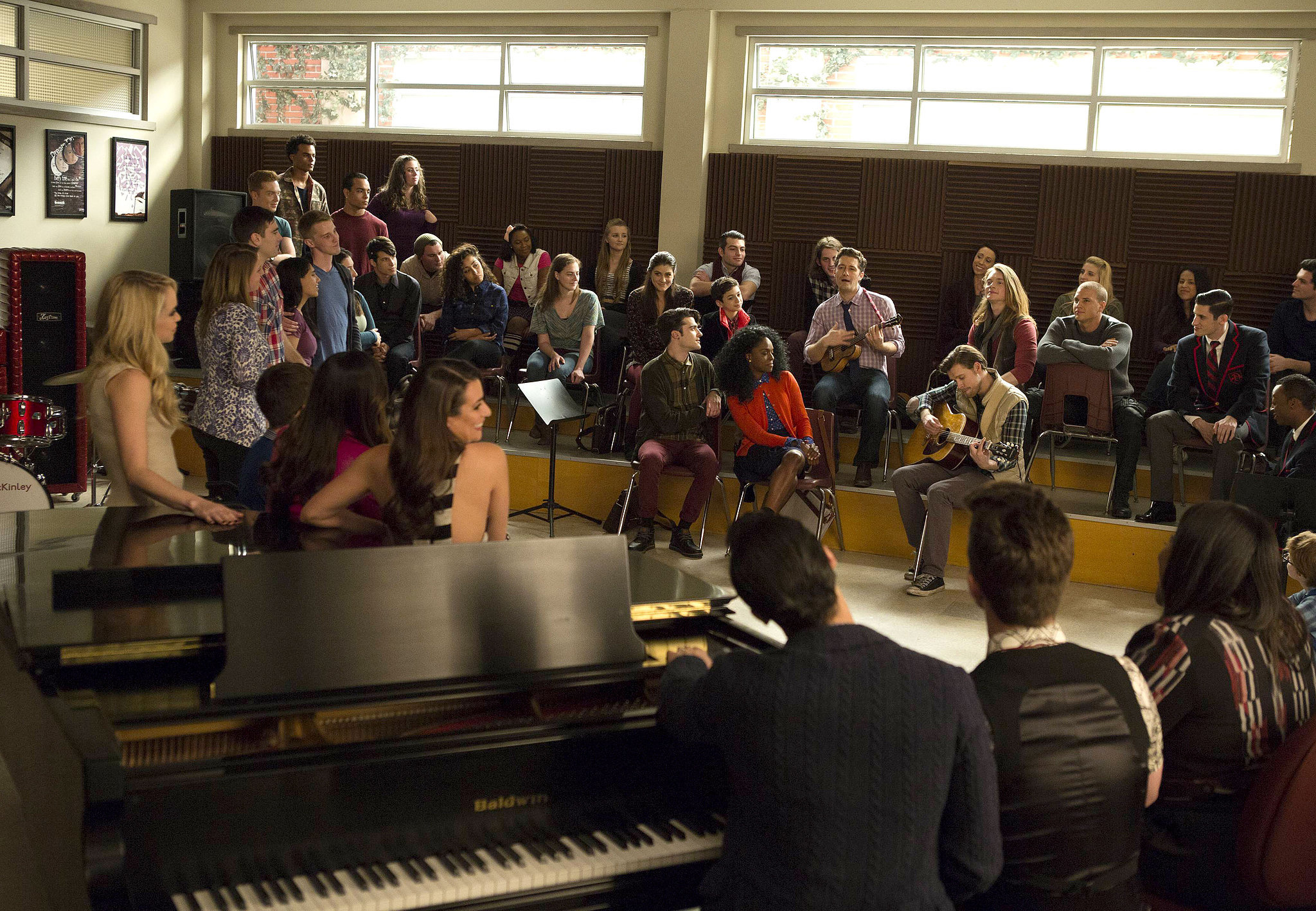 Glee finale fulfills major Season 1 prophecy