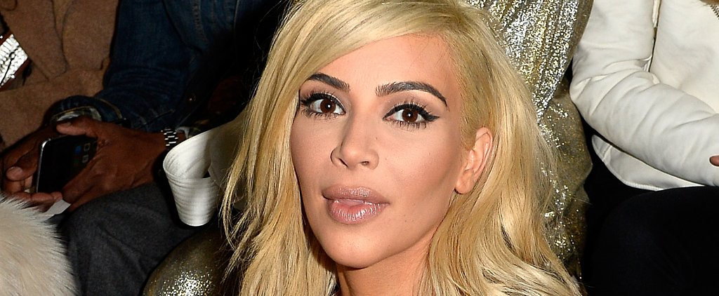 "Kim Kardashian Feels ""Insecure"" Around Supermodels"