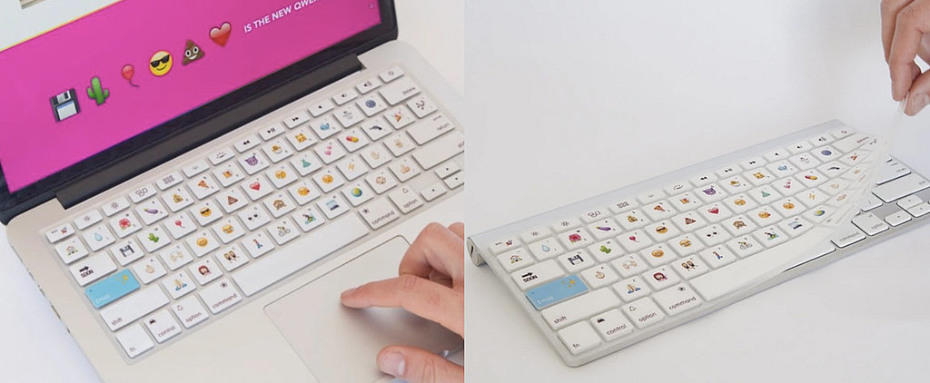 Behold, the Emoji Keyboard of Your Dreams