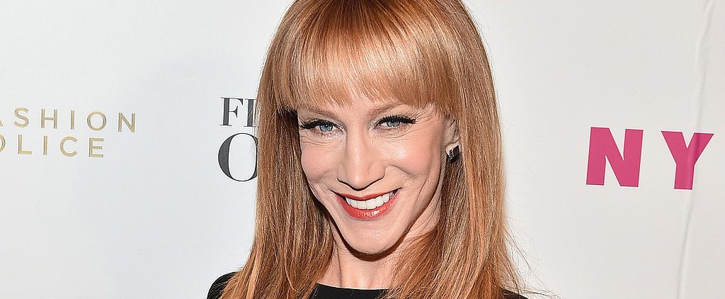 See How Stars Are Showing Their Support Kathy Griffin's Fashion Police Exit