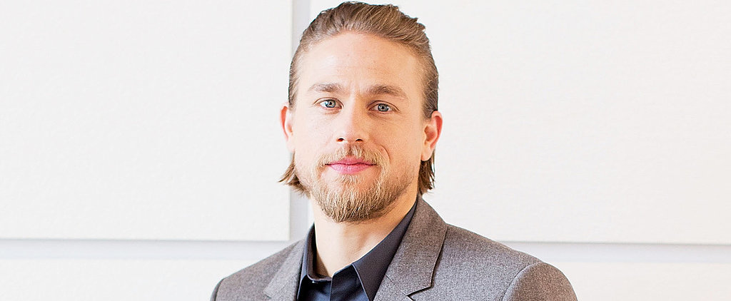 "Charlie Hunnam on Whether He'd Go Full Frontal: ""I Have Nothing to Hide"""