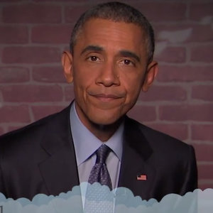 President Obama Reading Mean Tweets on Jimmy Kimmel