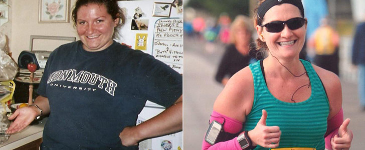 How One Woman Took Control of Her Anxiety and Lost 100 Pounds in the Process