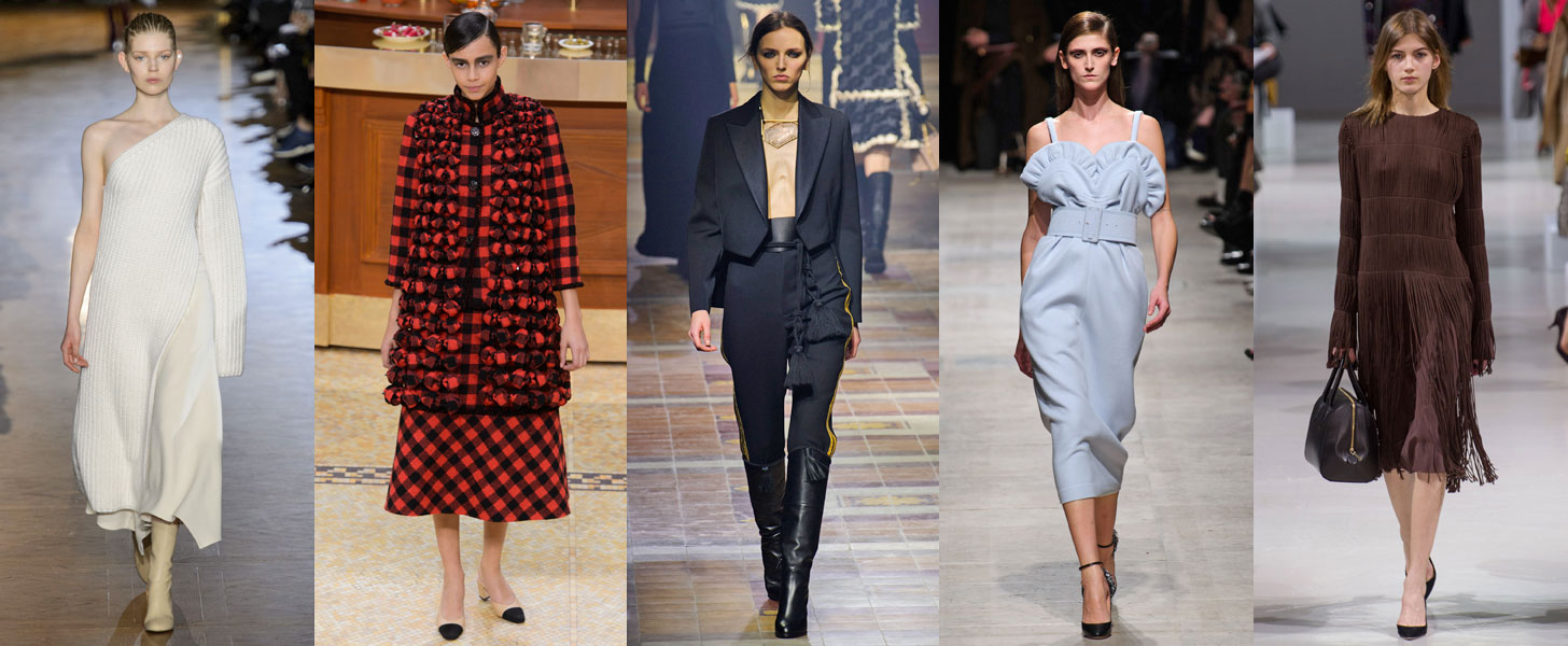 The 8 Hottest Trends to Come Out of Paris Fashion Week