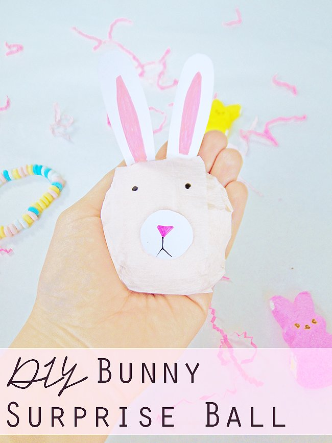 Bunny Surprise Balls