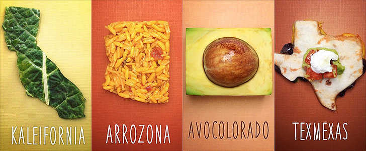 Foodie Dad Has the Coolest Way to Teach His Son Geography