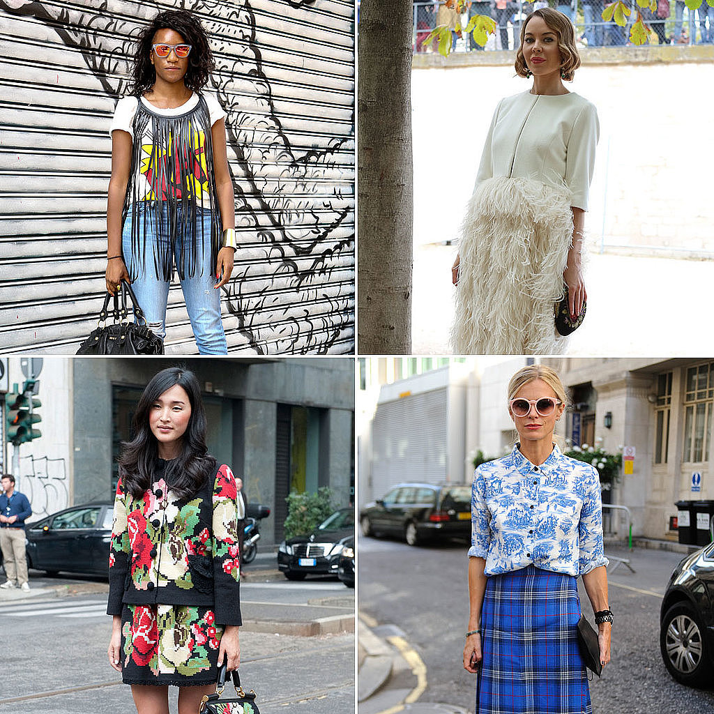 Your Street Style Field Guide From NYC to Paris