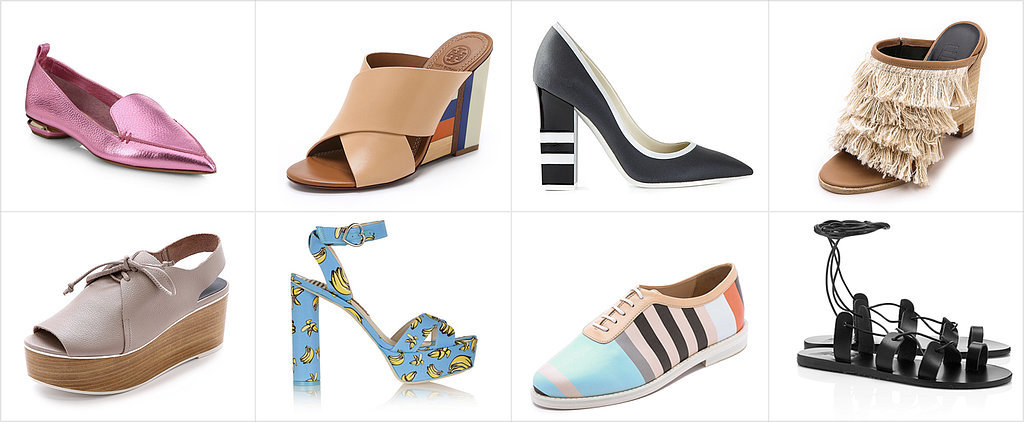 The Ultimate Guide to Shopping Every Spring Shoe Trend