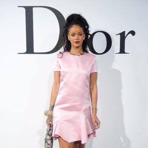Rihanna is the New Face of Dior